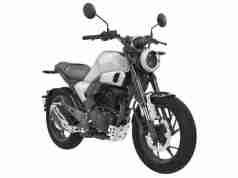 Honda CB160R patent image