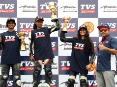TVS Women's One Make Championship