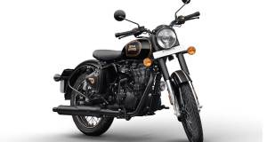 Royal Enfield Classic 500 Tribute Black Limited Edition