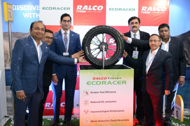 Ralsons ECORACER - eco friendly tyre