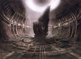 Aliens Concept Art - 9