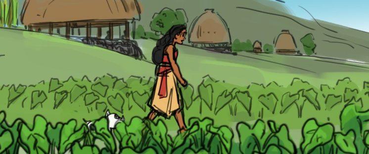 Moana Disney Character Design : The art of disney s moana