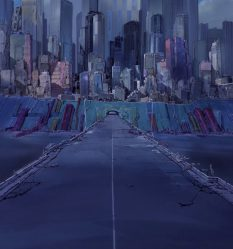 Akira Background