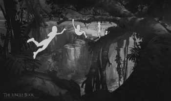 The Art of Jungle Book by Shae Schatz