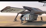 Rogue One: A Star Wars Story - Designing the U-Wing