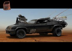 The Art of Mad Max: Fury Road by Weta Workshop