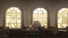 The Art of The Dam Keeper