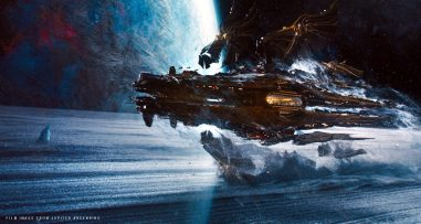 Jupiter Ascending Concept by George Hull