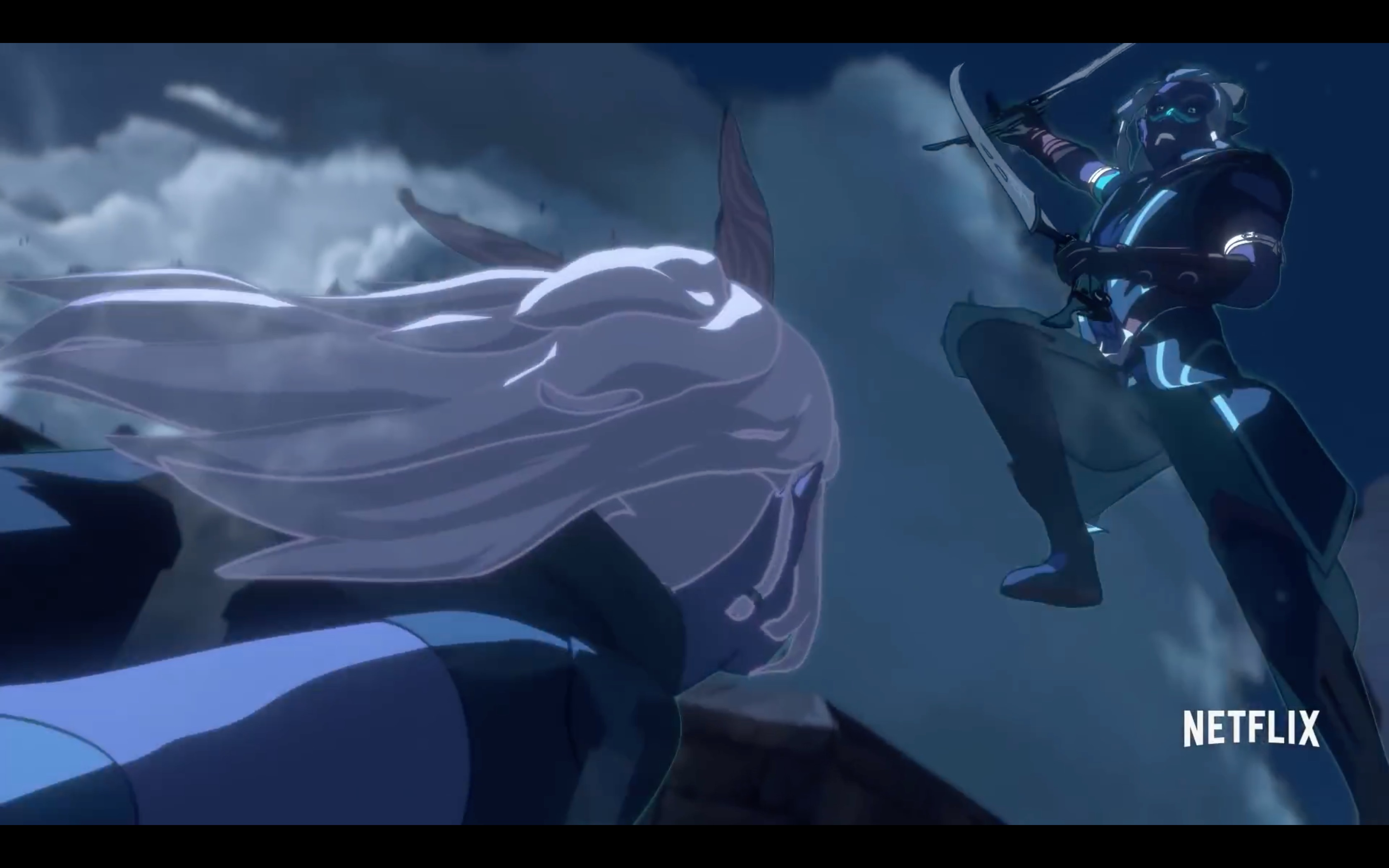 The Dragon Prince First Trailer