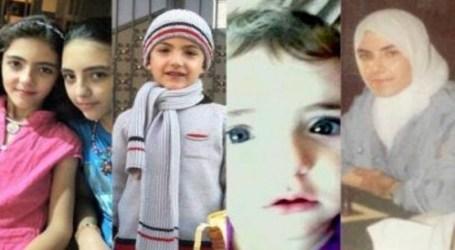 منظمة العفو الدولية تطالب بإطلاق سراح رانيا العباسي و أطفالها من سجون النظام السوري