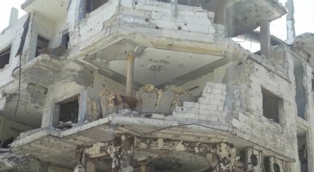 حمص … وحكايتي مع جدرانها المهدمة