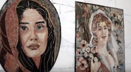من كفرنبل … إلى تركيا … حكاية ابداع فني