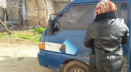 إدلبيات.. يقدن الحافلات إلى مناطق النظام