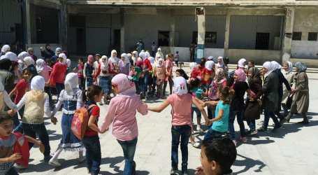 """""""التسرب"""" من المدرسة خطر يهدد مستقبل الطفولة في الشمال السوري"""