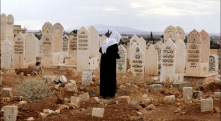 عائلة سورية بين الموت والمعتقل : رواية من أربعة فصول
