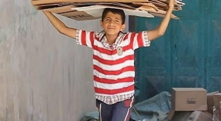 حملة لازم نتعلم لتعليم الاطفال اللاجئين  … حملة خجولة في الزمن الصعب