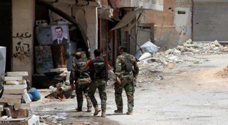 مصادرة المنازل عقوبة الأفرع الأمنية لسكان الغوطة