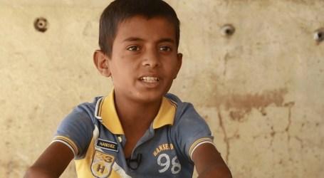 يعمل في جمع المواد البلاستيكية لتأمين مصروفه … حكاية الطفل يحيى اللاجئ في لبنان