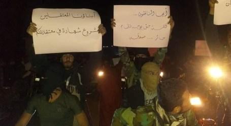 درعا تنتفض مجدداً بوجه النظام السوري والإحتلال الإيراني