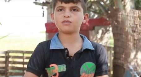 يعمل بالزراعة … وحلمه العودة للمدرسة