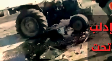 ماهو سبب الهجوم على ادلب … من هو المسؤول؟