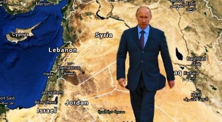 توسع نفوذ روسيا مقابل تراجع نفوذ إيران