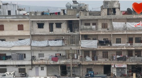 شمال سورية : إرتفاع أسعار الإيجارات وإستغلال النازحين
