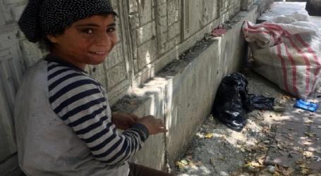 صورة طفلة سورية تثير اهتمام وسائل الإعلام التركية