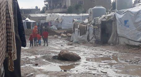 اللاجئون السوريون في لبنان تحت مطرقة الشتاء وكوارثه!
