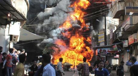 مقتل 36 مدنياً حصيلة يوم واحد جراء القصف الروسي على ريفي إدلب وحلب
