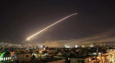 إسرائيل تقصف مواقع للإحتلال الإيراني في دمشق ومحيطها
