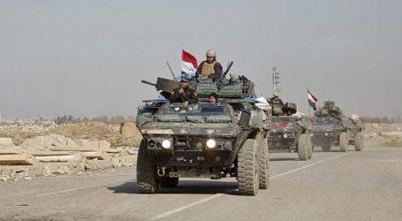 العراق يبدأ عملية على الحدود مع سوريا