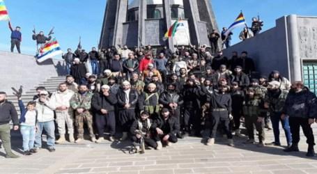 """""""قوات شيخ الكرامة"""" تحتجز خمسة ضباط للنظام في السويداء"""