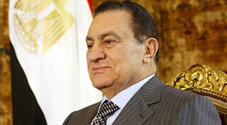 وفاة الرئيس المصري الأسبق حسنى مبارك