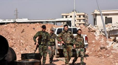 قوات النظام تسيطر على بلدة النيرب الواقعة بين مدينتي إدلب وسراقب
