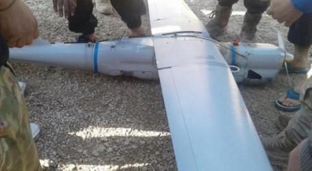 إدلب.. الفصائل تسقط طائرة استطلاع روسية وتحركات تركية نحو النيرب
