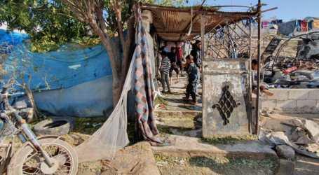 ما مصير آلاف النازحين في مخيم قاح بريف إدلب؟