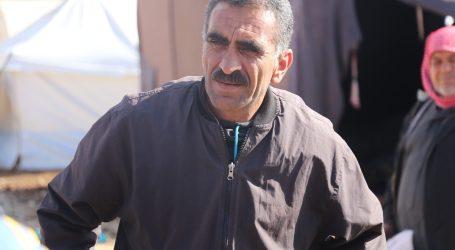 توفيق فرحات.. شرطي نذر نفسه لخدمة النازحين في إدلب