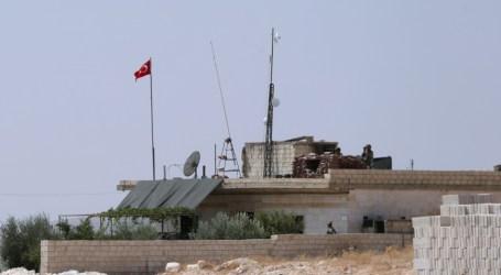 إصابة جنود أتراك بقصف النظام لنقطة مراقبة شمال غرب حلب