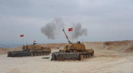 مقتل 4 جنود أتراك بقصف مدفعي متبادل بين قوات النظام وتركيا بإدلب