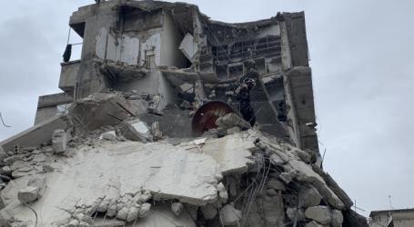 هكذا تضامنت السفارة الأميركية في دمشق مع إدلب