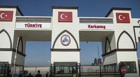 ما الخبر السار الذي أعلنه معبر جرابلس للاجئين السوريين في تركيا؟