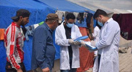 حملات توعية ينفذها طلبة كليتا الطب والصيدلة في شمال غرب سوريا