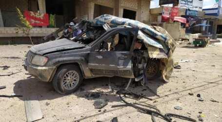 """قصف إسرائيلي يستهدف سيارة لـ""""حزب الله"""" على الحدود السورية – اللبنانية.. إليكم التفاصيل"""
