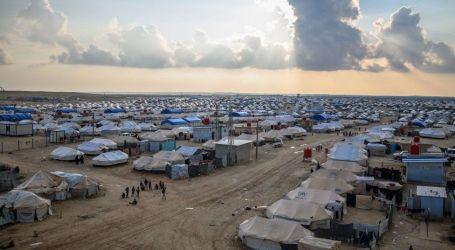 """""""قسد"""" تعتقل قيادي في """"داعش"""" خلال حملتها الأمنية داخل مخيم الهول"""