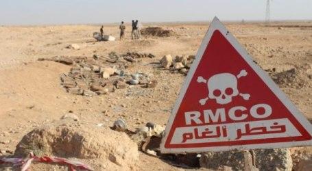انفجار قنبلة بشاب في السويداء.. والنيران تشتعل قرب الحدود الأردنية