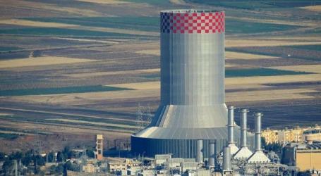 """سقوط آخر برج في محطة """"زيزون"""" الحرارية على يد تنظيم إرهابي"""
