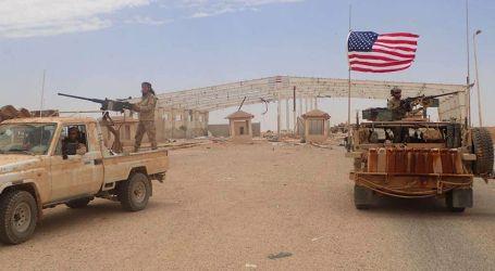 اشتباك بين الجيش وعناصر تابعة للتحالف الدولي بالقرب من قاعدة التنف الأمريكية