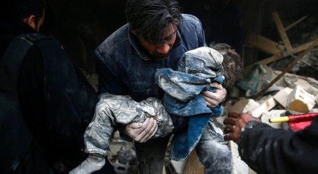 مجزرة واحدة و 125 قتيلا في سورية خلال شهر أيار