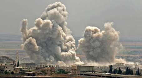 غارات جوية روسية على إدلب لأول مرة منذ دخول الاتفاق الروسي – التركي حيز التنفيذ